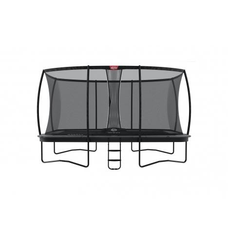 trampoliner paa ben berg ultim champion 410 graa inkl deluxe sikkerhedsnet 8117