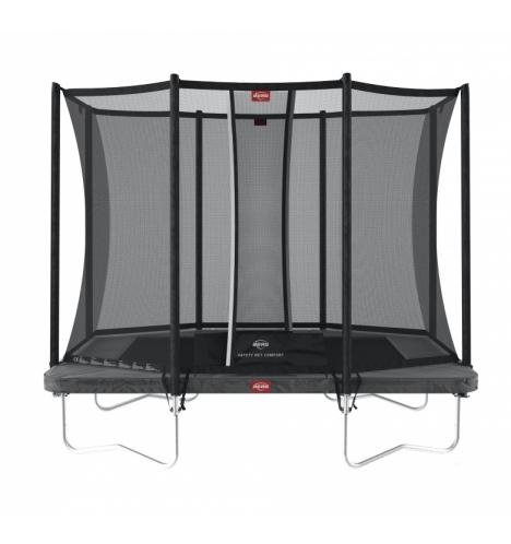 trampoliner paa ben berg ultim favorit 280 graa inkl sikkerhedsnet comfort 8193