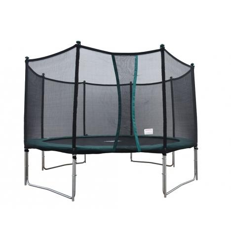 trampoliner paa ben jumpmaster 430 inkl.sikkerhedsnet 3680