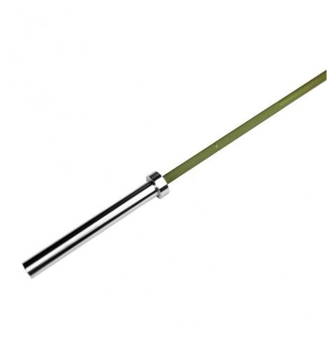 vaegtstaenger American Barbell Cerakoted OL vaegtstang 20 kg Bazooka Green 7885