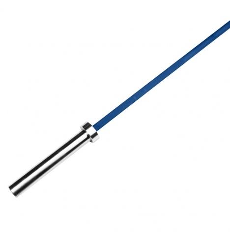 vaegtstaenger american barbell cerakoted ol vaegtstang 15 kg blue 5574