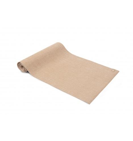yogamaatter Abilica Jute ECO Yogamaatte Sand 8357